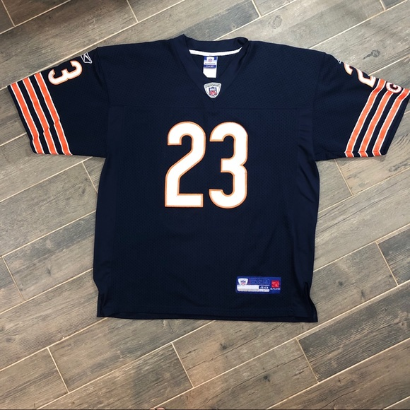 chicago bears stitched jersey
